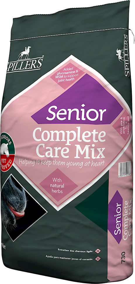 Senior Complete Care Mix