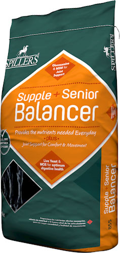Supple + Senior Balancer