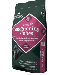 Digest+ Conditioning Cubes