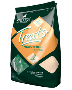Meadow Herb +Biotin Treats