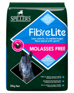 Fibre Lite Molasses Free