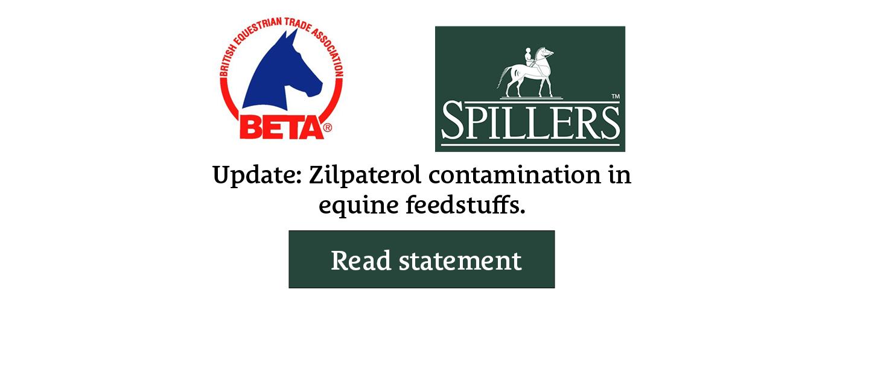 Contamination statement Banner Website