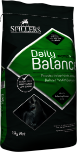 15kg Daily Balancer Left New