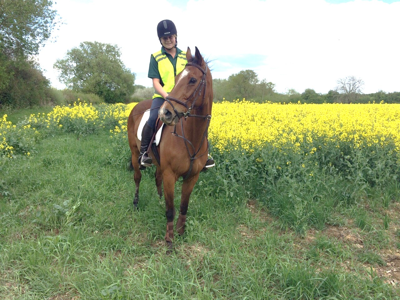 what to take on a sponsored ride