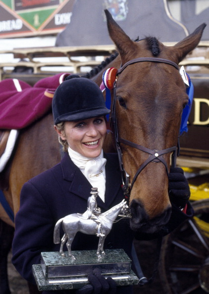 Virginia Leng - Badminton Horse Trials Champion