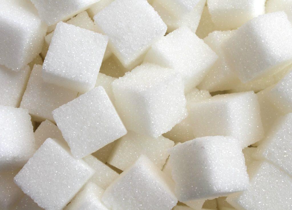 Sugar in horse's diet