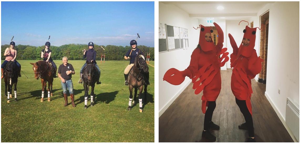 Equestrian teams