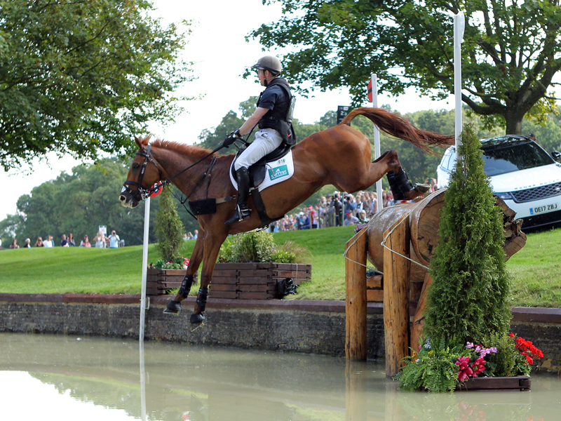 Angus Smales eventing