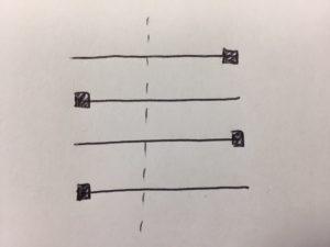 Trotting poles