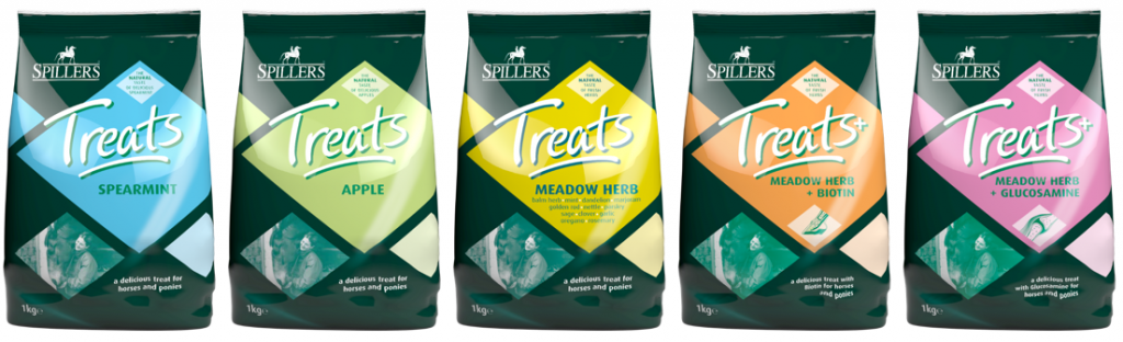 Spillers treats