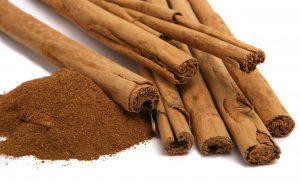 Cinnamon horse feed